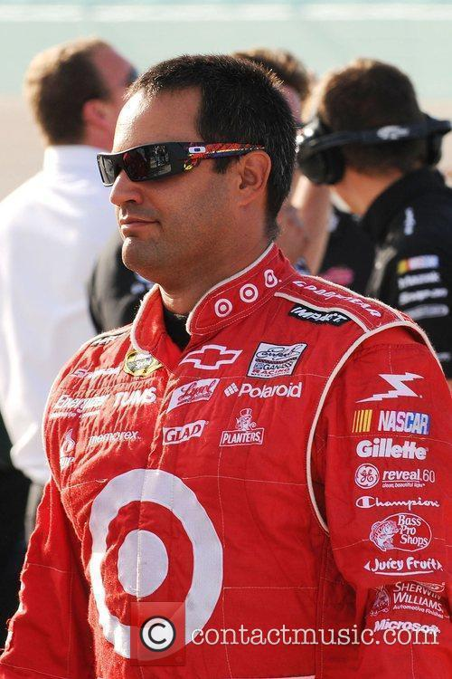 NASCAR Ford 400 Sprint Cup Series qualifying at...