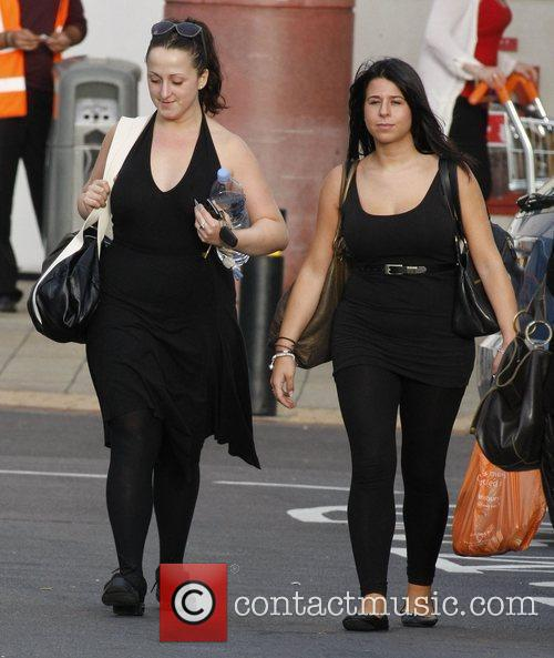 Natalie Cassidy and Cassidy 2