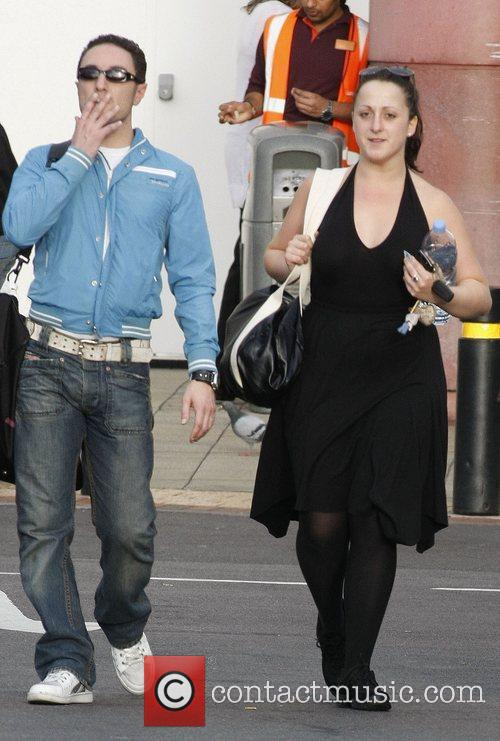 Natalie Cassidy and Cassidy 8