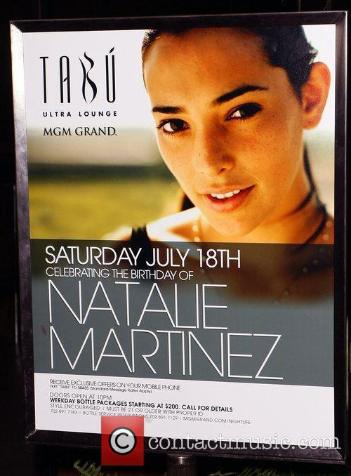 Natalie Martinez and Tabu Ultra Lounge 11