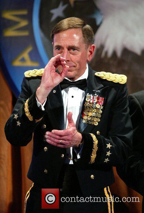 General David Petraeus and Centcom are honored by...