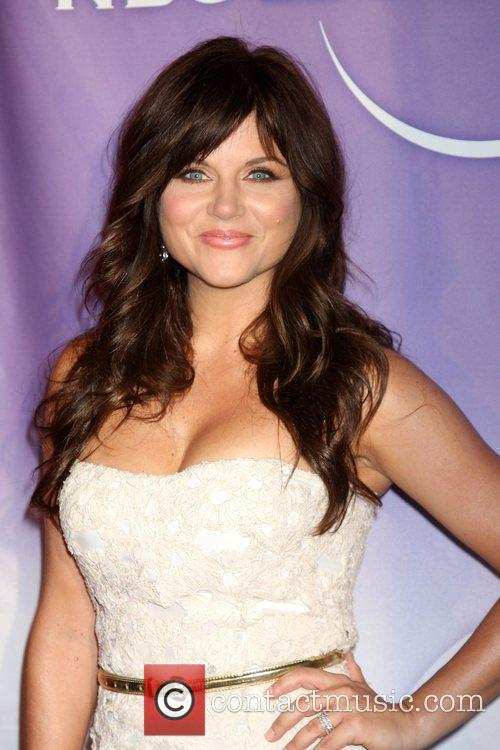 Tiffani-Amber Thiessen and NBC Large Picture