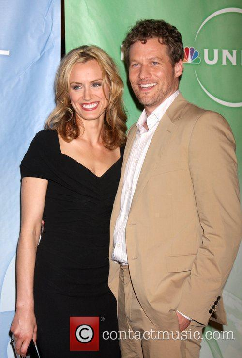 Taylor Schilling and James Tupper 1