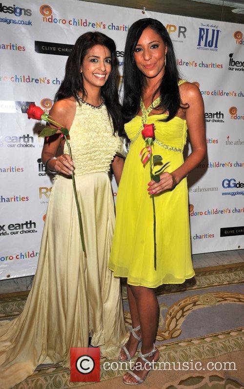 Konnie Huq, Su-Elise Nash Ndoro Children's Charities -...