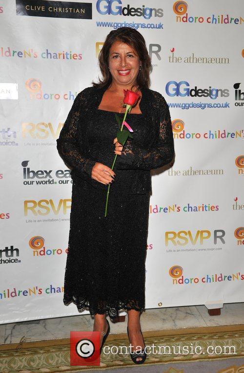 Jeni Barnett Ndoro Children's Charities - gala fundraiser...