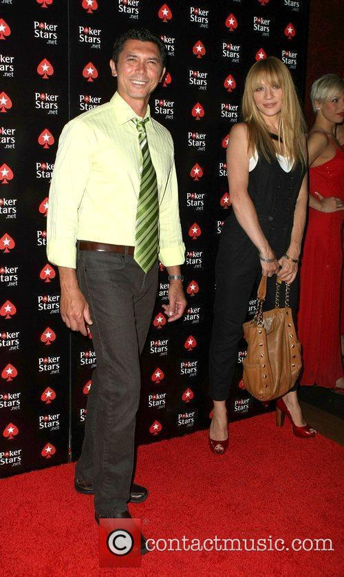 Lou Diamond Phillips, Yvonne Phillips and Palms Hotel 4
