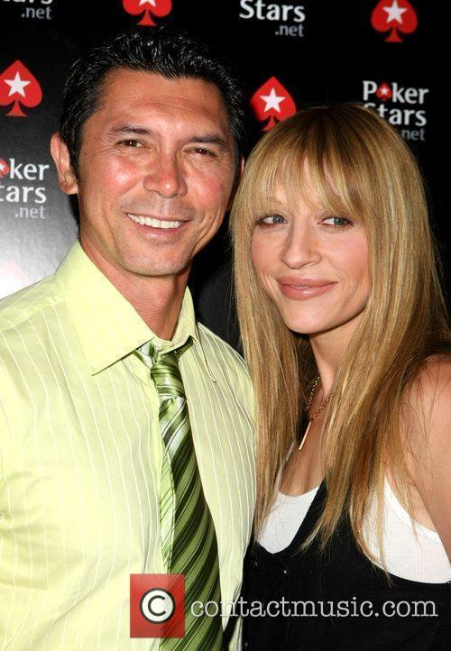 Lou Diamond Phillips, Yvonne Phillips and Palms Hotel 3