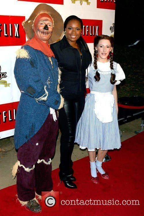 Jennifer Hudson and The Wizard Of Oz 2
