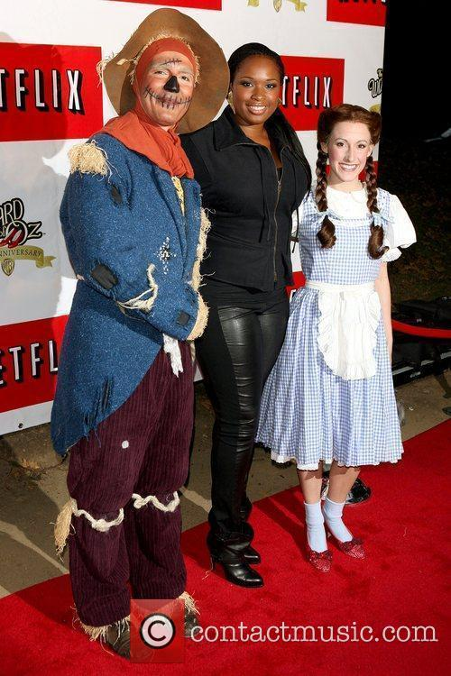 Jennifer Hudson and The Wizard Of Oz 6