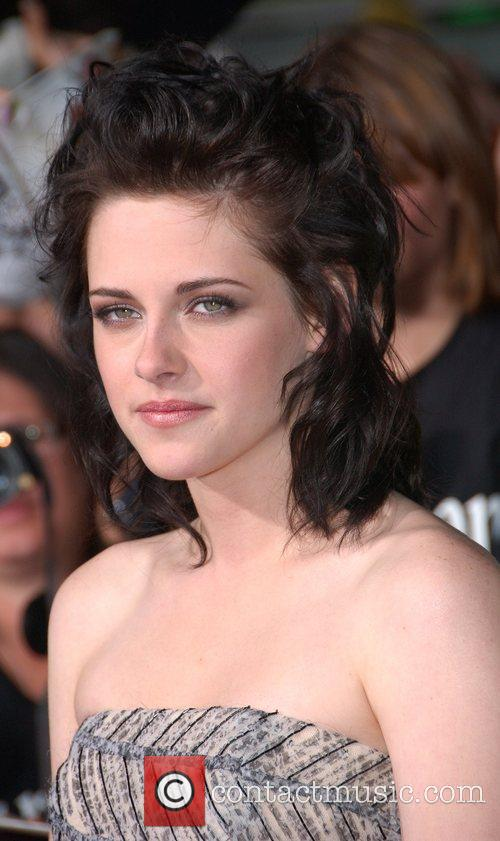 Premiere of 'The Twilight Saga: New Moon' at...