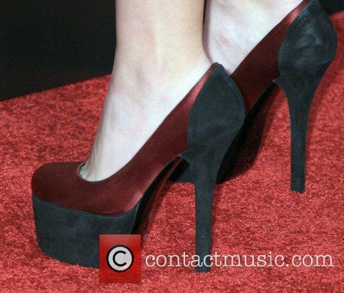 Dakota Fanning Shoes and Dakota Fanning 2