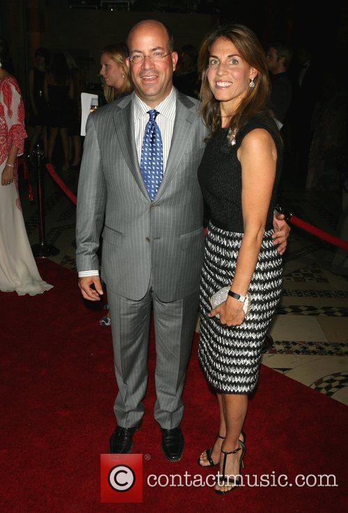 Jeff Zucker, wife Caryn Zucker The New Yorkers...