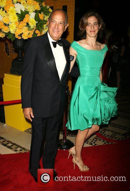 Oscar de la Renta, Guests The New Yorkers...