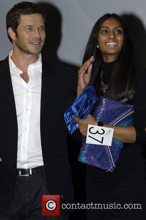 Paul Sculfor and The Female Winner 1