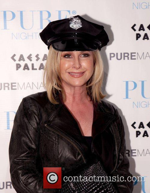 Kathy Hilton Pure Halloween Party 2009 Hosted By...