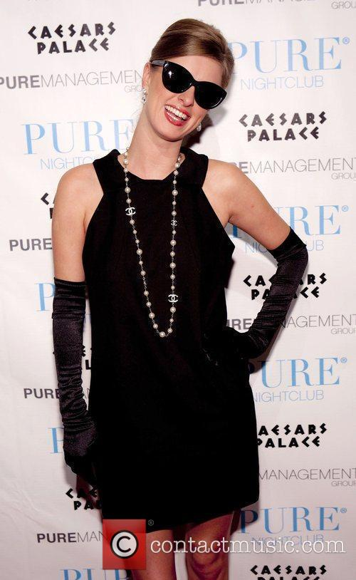 Nicky Hilton Pure Halloween Party 2009 Hosted By...