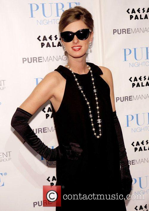 Pure Halloween Party 2009 Hosted By Nicky Hilton...