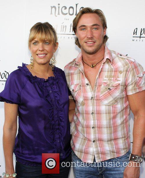 Arianna Zucker and Kyle Lowder A Pea In...