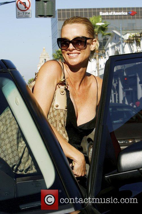 Nicollette Sheridan Out and Nicollette Sheridan 10