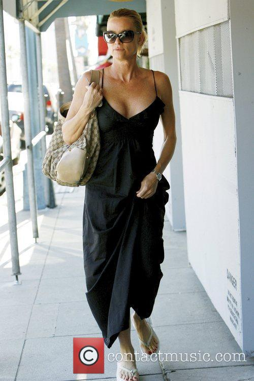 Nicollette Sheridan out and about in Beverly Hills...