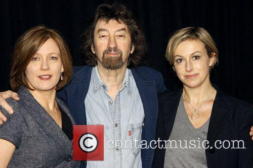 Lynne Page, Trevor Nunn and Caroline Humphris Photocall...