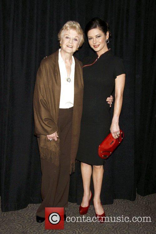 Angela Lansbury and Catherine Zeta-Jones Photocall for the...