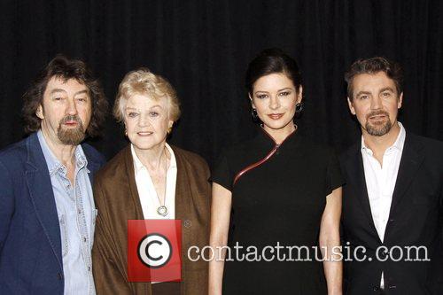 Trevor Nunn, Angela Lansbury, Catherine Zeta-Jones and Alexander...