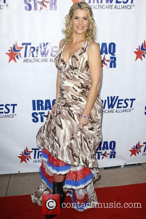 Kristy Swanson 'A Night Of Honor' to benefit...