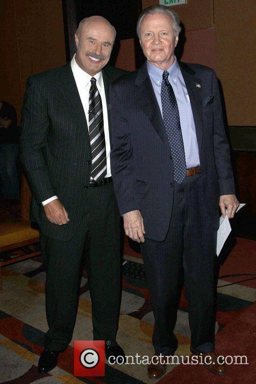 Dr. Phil McGraw & Jon Voight 'A Night...