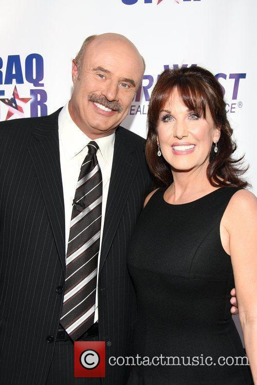 Dr. Phil McGraw & Robin McGraw attending 'A...