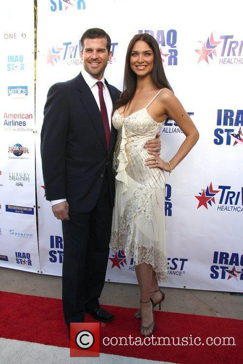 Picture - Jack Hartnett &Amp; Blanca Soto Attending 'A Night Of Honour'