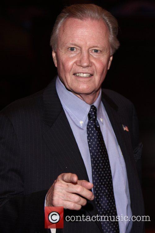 Jon Voight attending 'A Night of Honour' which...
