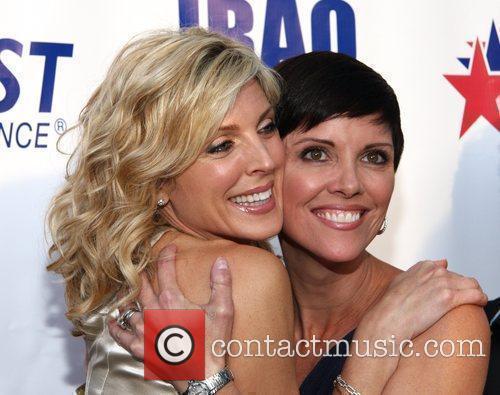 Marla Maples & Micaela Benosko attending 'A Night...