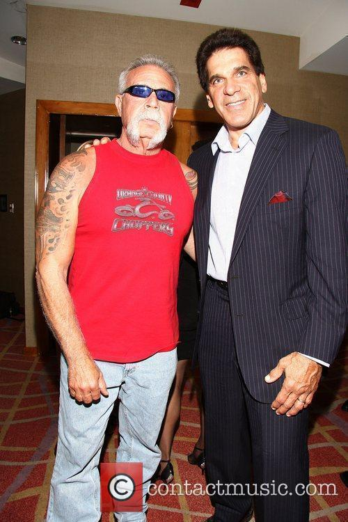 Paul Teutul and Lou Ferrigno attending 'A Night...