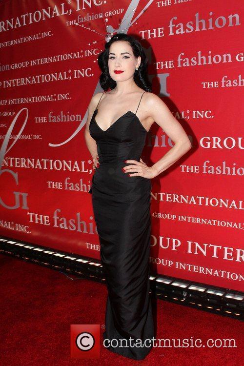 Fashion Group International's 26th annual Night Of Stars...