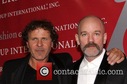 Renzo Rosso and Michael Stipe 7