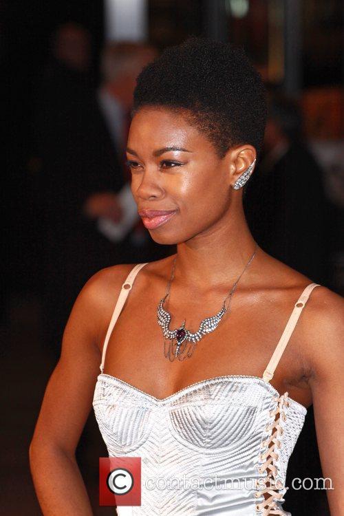 Tallulah Adeyemi Nine - World Premiere held at...