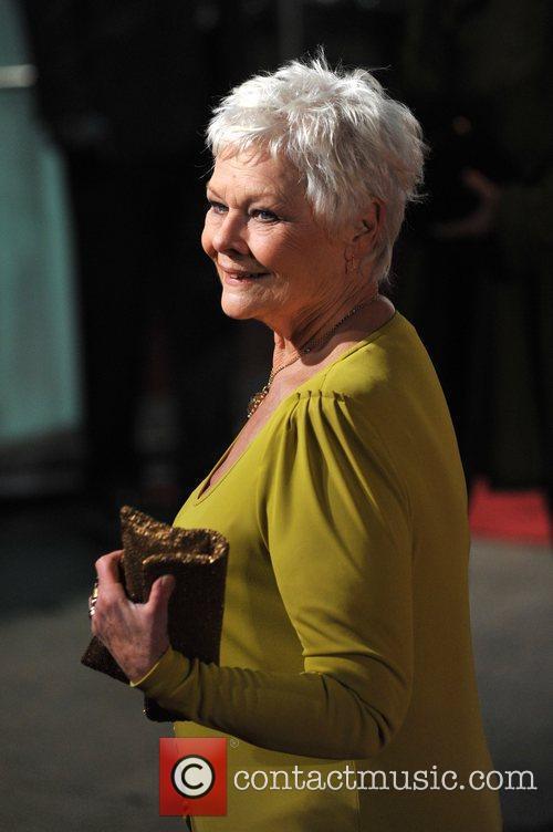 Dame Judi Dench Nine - World Premiere held...