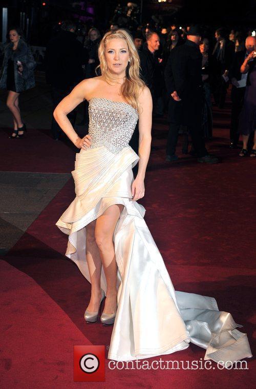 Kate Hudson World premiere of 'Nine' held at...