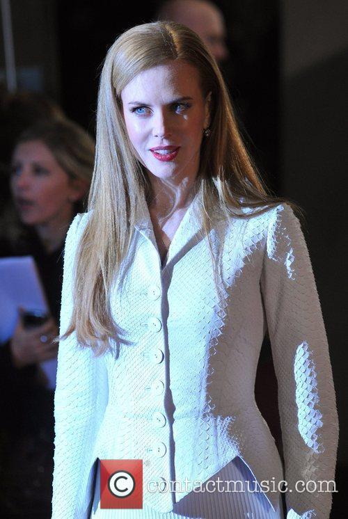 Nicole Kidman Nine - World Premiere held at...