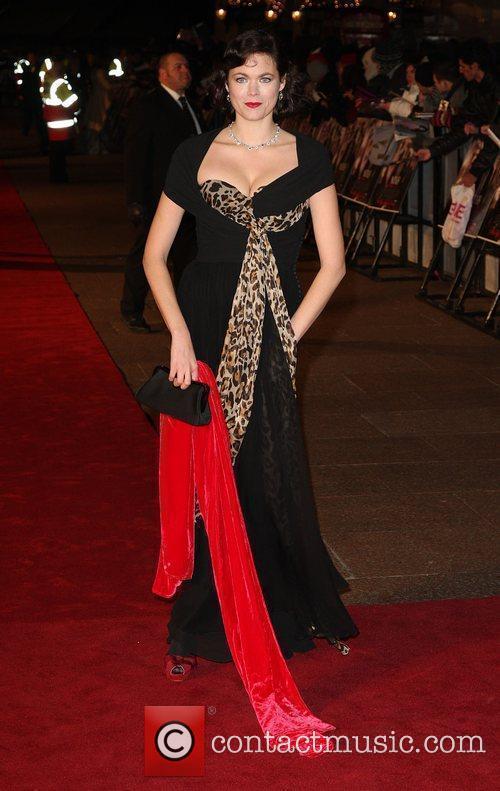 Jasmine Guinness Nine - World Premiere held at...