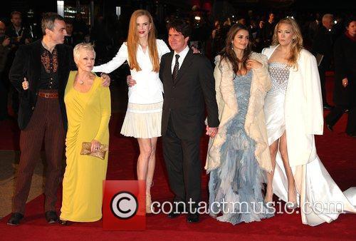 Penelope Cruz, Rob Marshall, Judi Dench, Daniel Day...