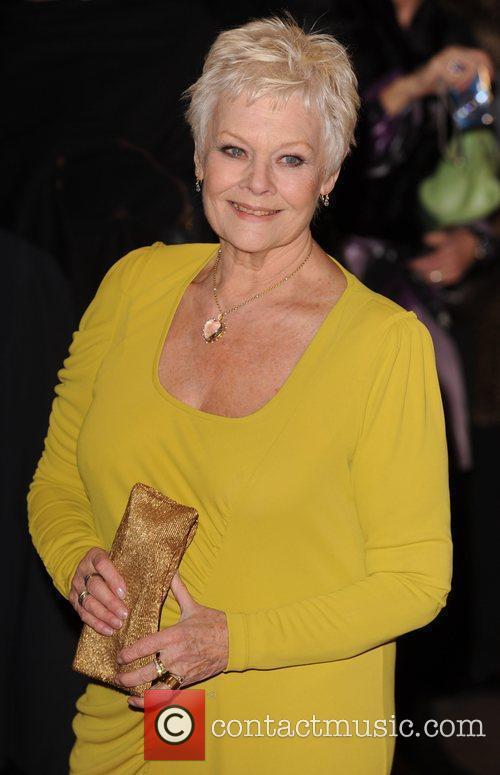 Judi Dench Nine - World Premiere held at...