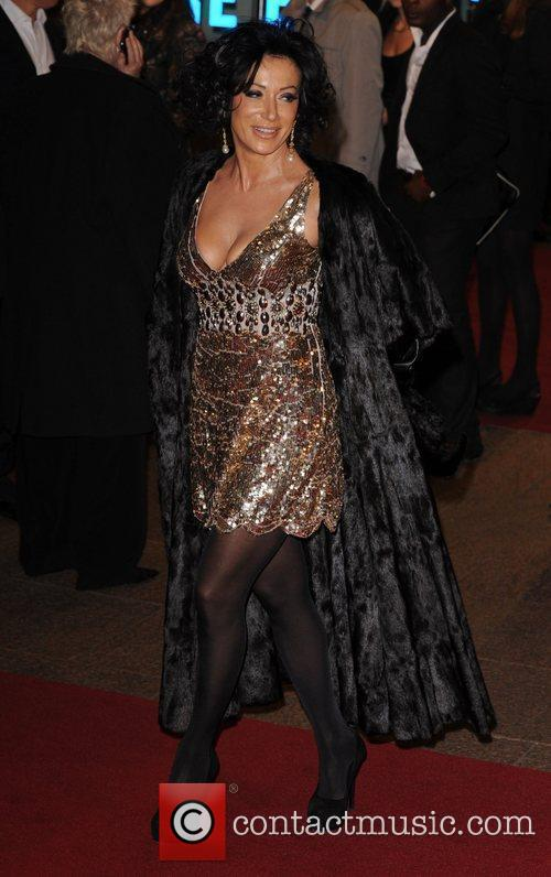 Nancy Dell' Olio Nine - World Premiere held...