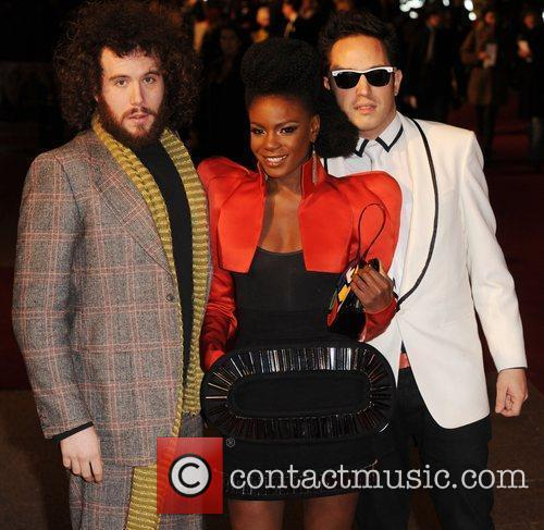 Noisettes Nine - World Premiere held at the...
