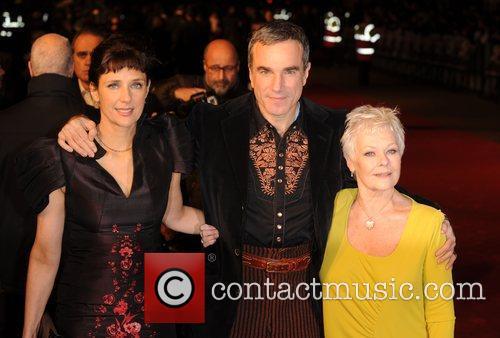 Rebecca Miller, Daniel Day Lewis and Judi Dench...