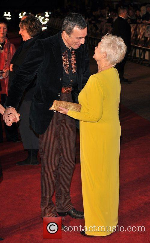 Daniel Day Lewis and Dame Judi Dench 10
