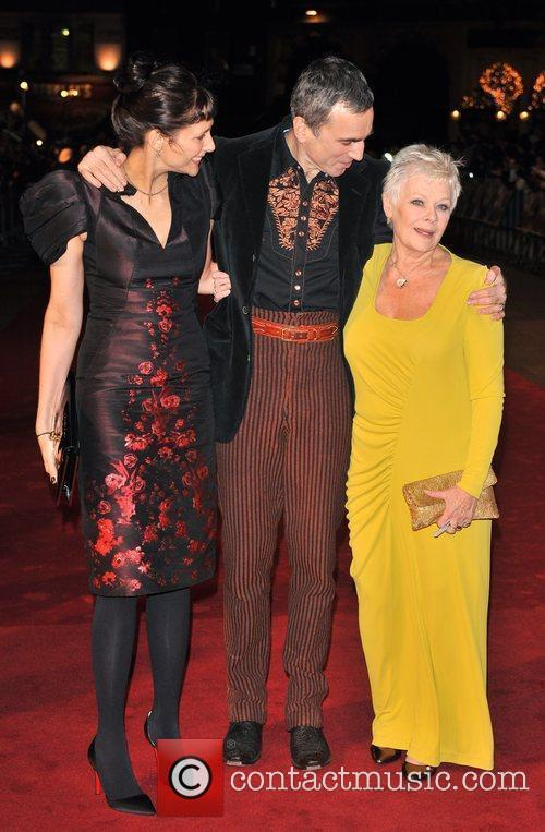 Daniel Day Lewis and Dame Judi Dench 11