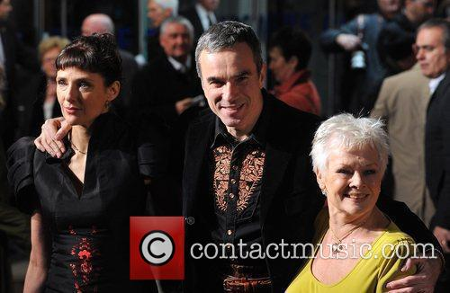 Daniel Day Lewis and Dame Judi Dench 1