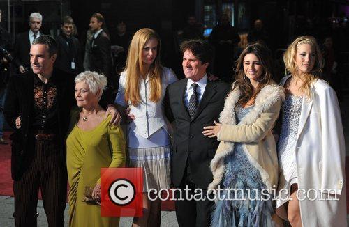 Penelope Cruz, Kate Hudson, Daniel Day-Lewis, Nicole Kidman,...